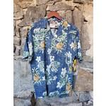 RJC Kalaheo Aloha Shirt - Vintage Pineapple