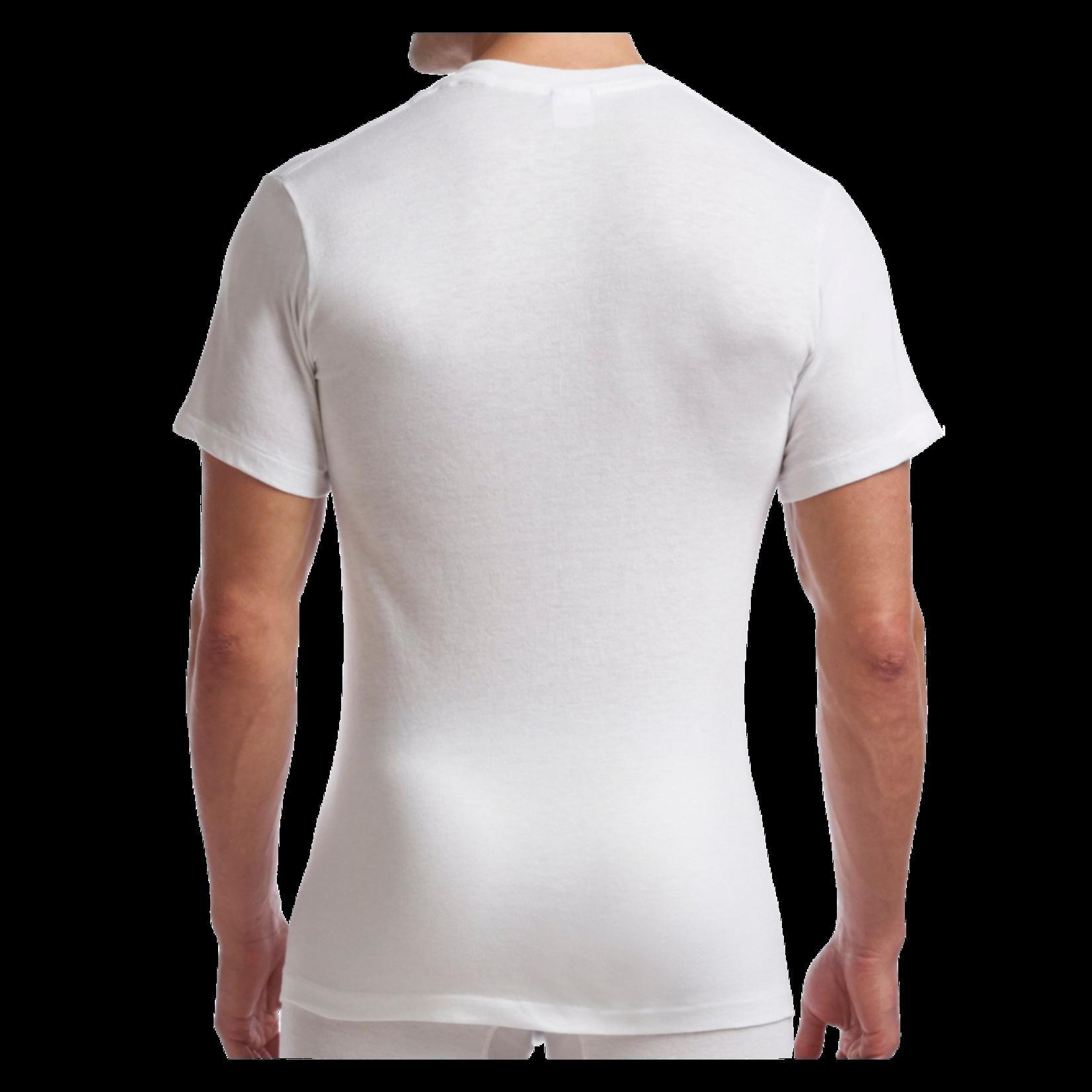 Stanfields Stanfields 6758W Men's TALL V-Neck T-Shirt