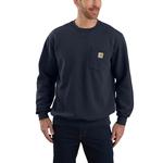 Carhartt Carhartt Midweight Crewneck Pocket Sweatshirt - New Navy