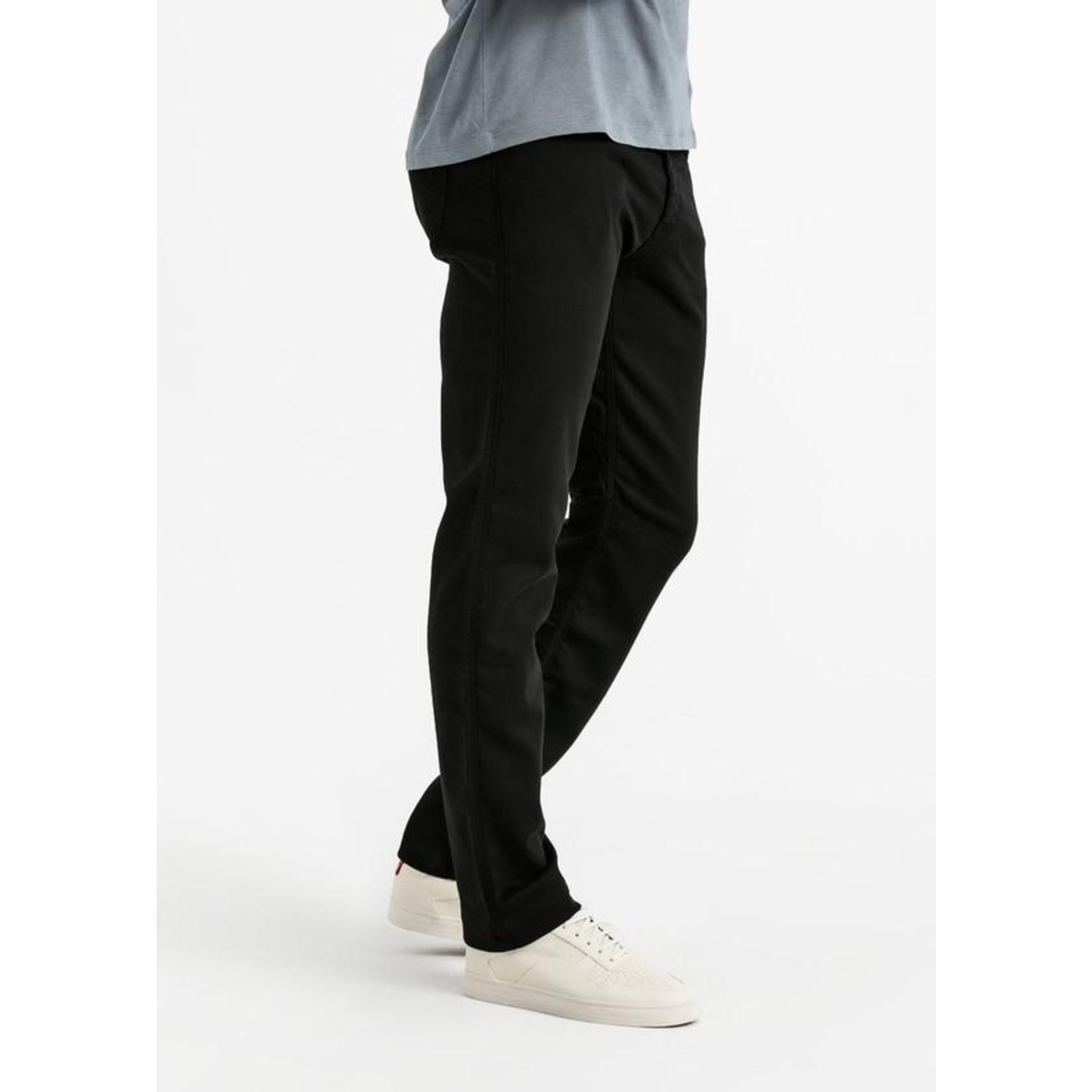 DU/ER DU/ER MFNR1002 Relaxed Fit No Sweat Pant - Black