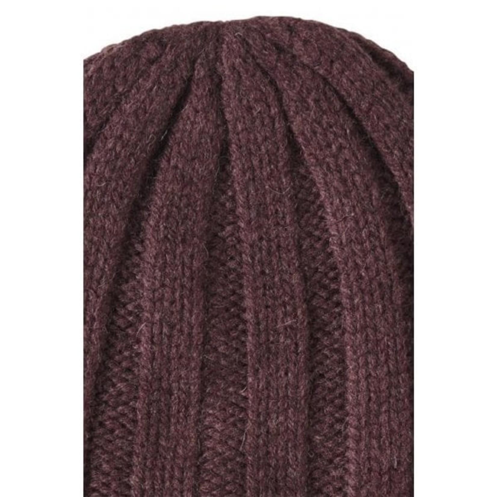 Blend Blend 20709483 Wool Toque - Deep Red