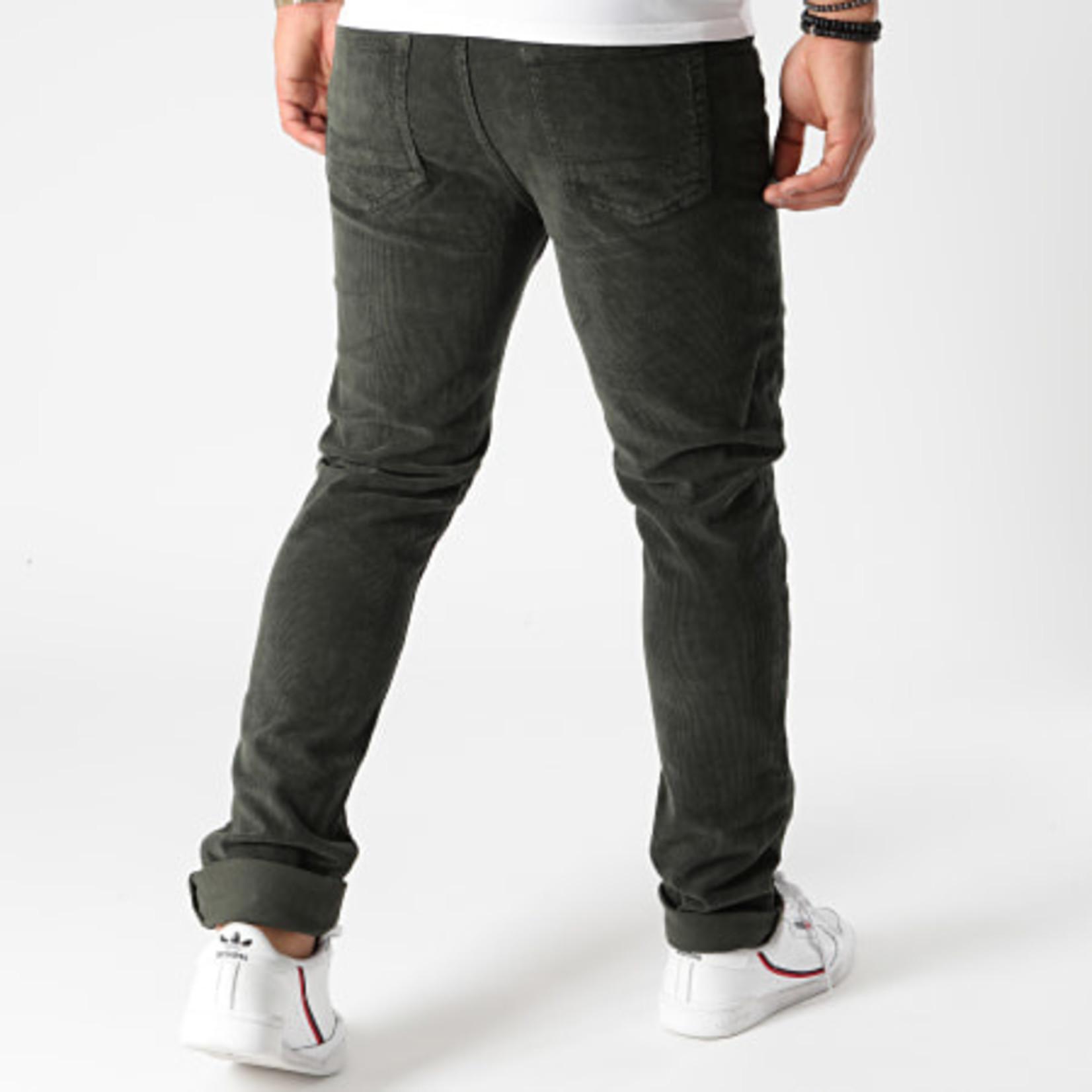 Blend Blend 20711045 Corduroy Pants -  Dark Slate