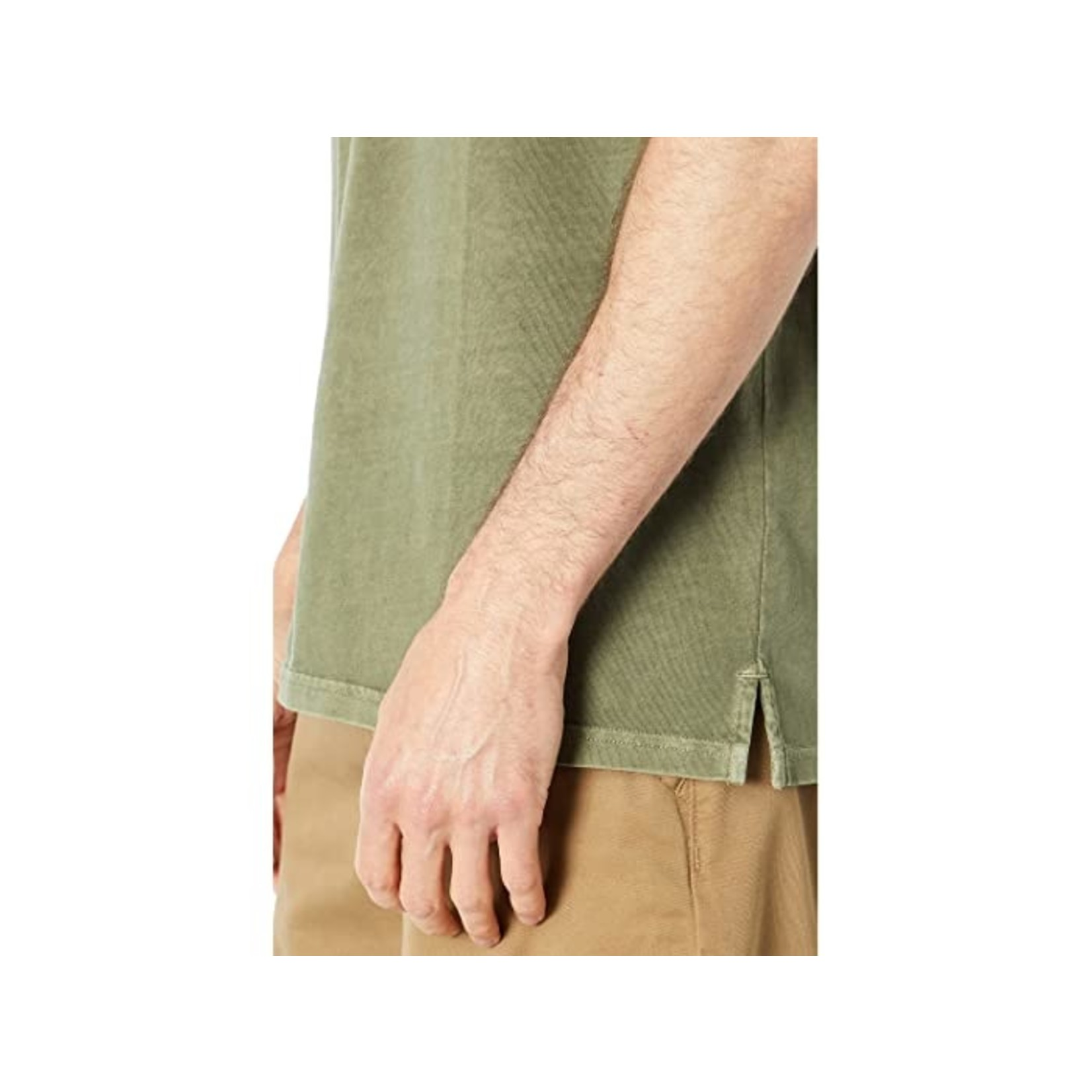 Pendleton Pendleton Short-Sleeve Deschutes Pocket Tee - Olive