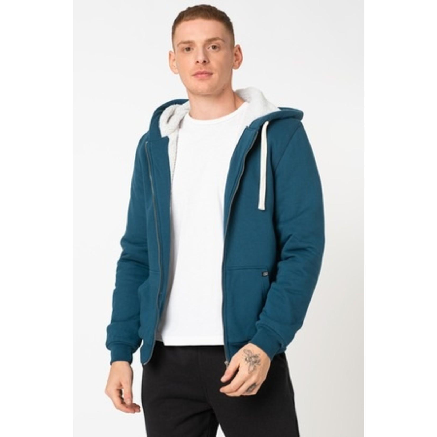 Blend Blend 20710768 Full Zip Hoodie - Legion Blue