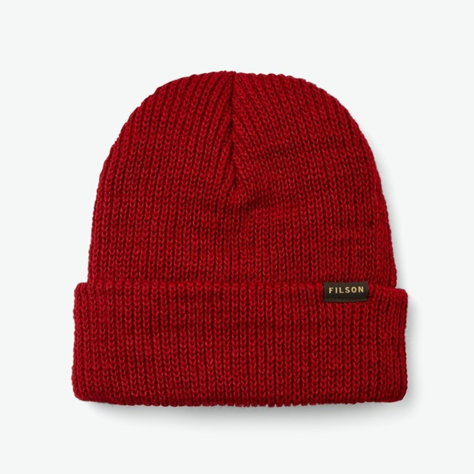 Filson Filson 11030235 Watch Cap One Size Fits - Most Red