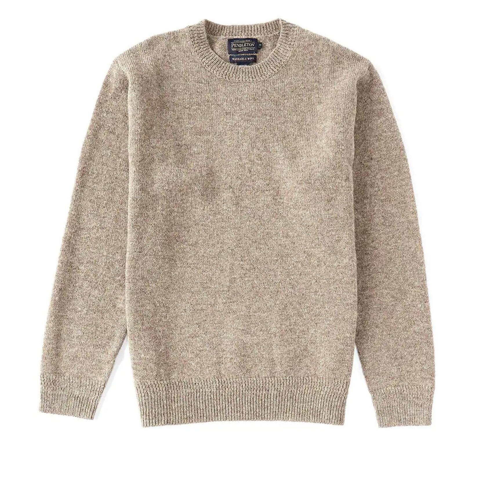 Pendleton Pendleton Shetland Crew Sweater RF532-61484