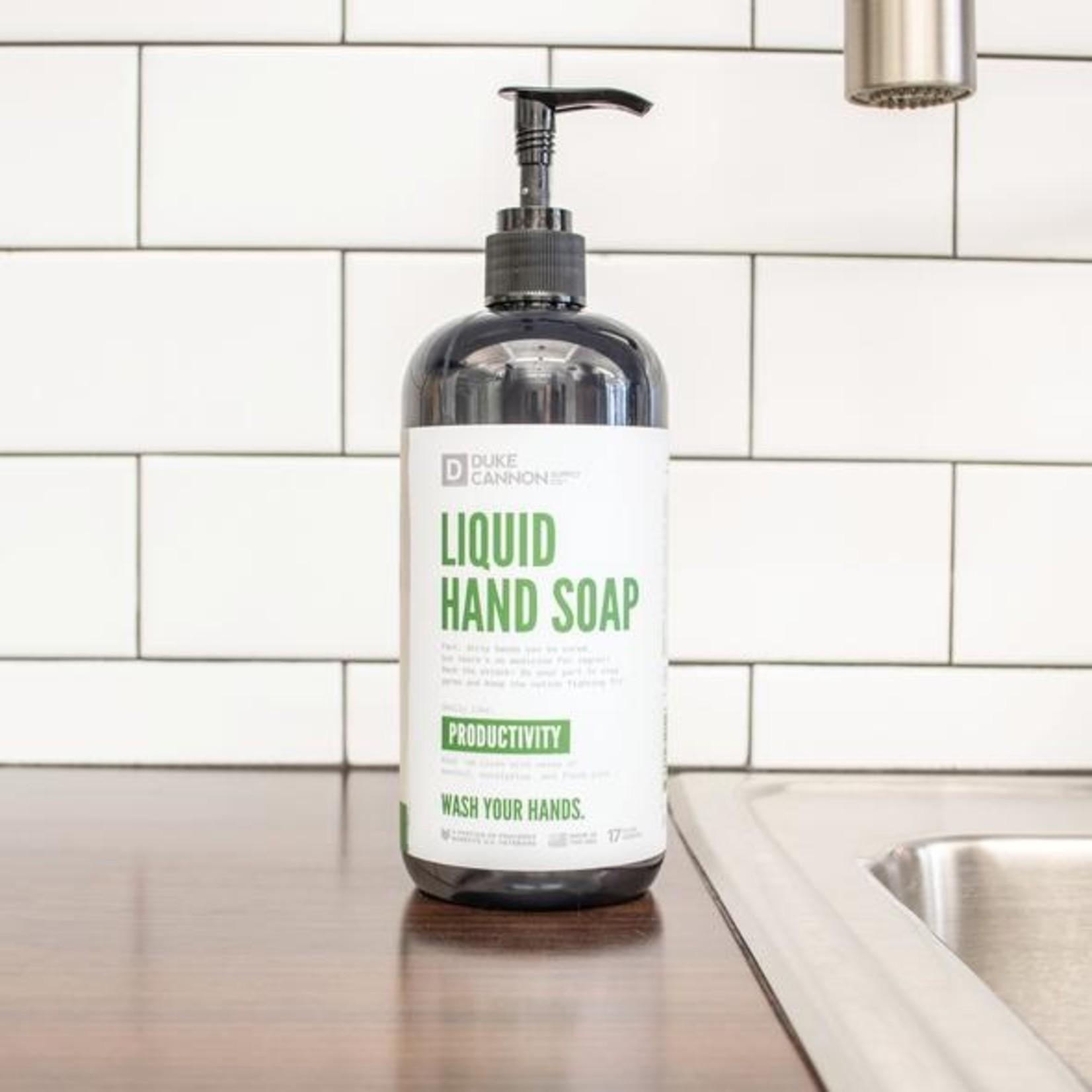 Duke Cannon Supply Co. Duke Cannon 17oz Productivity Liquid Hand Soap