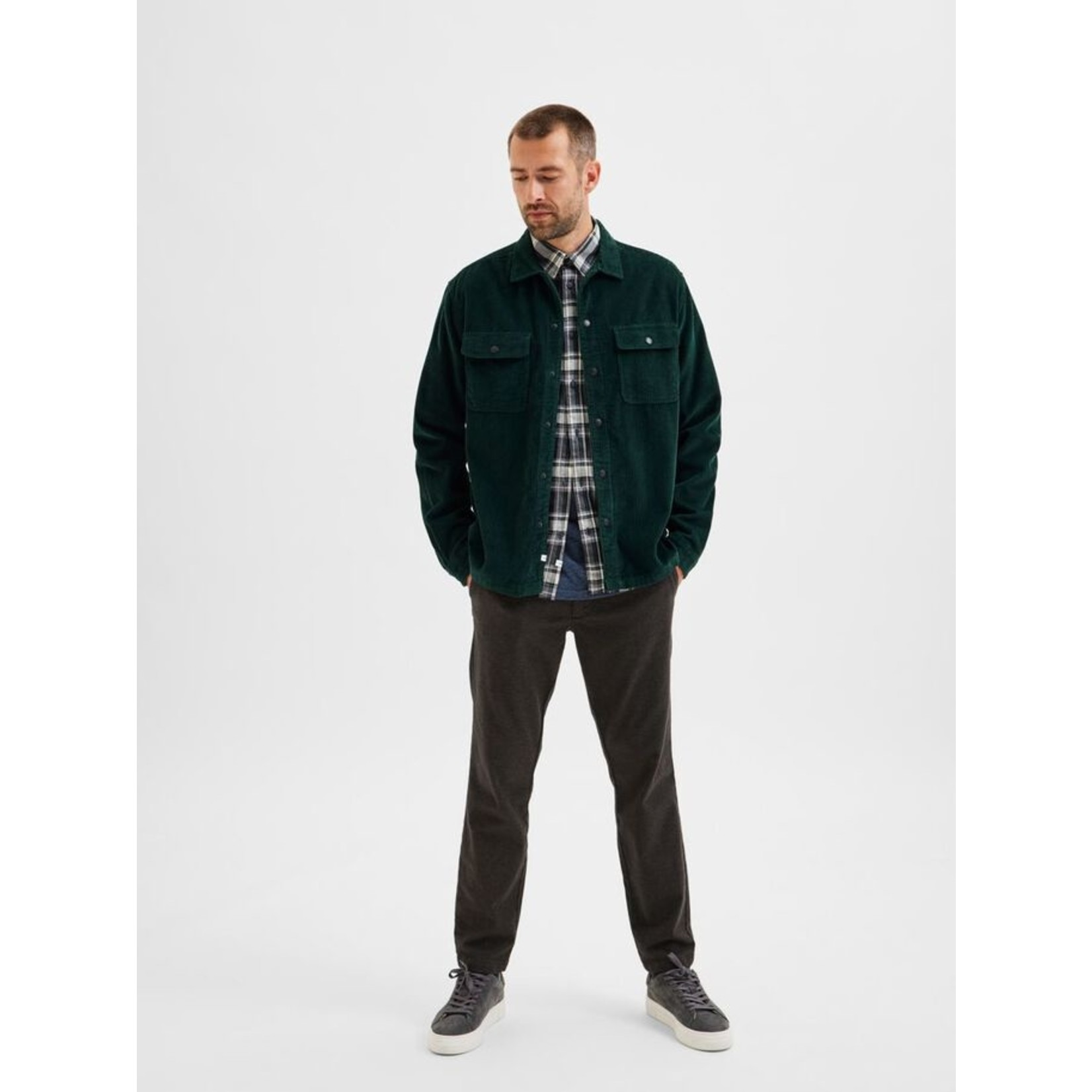 Selected Homme Selected Homme 16080950 Decker Overshirt