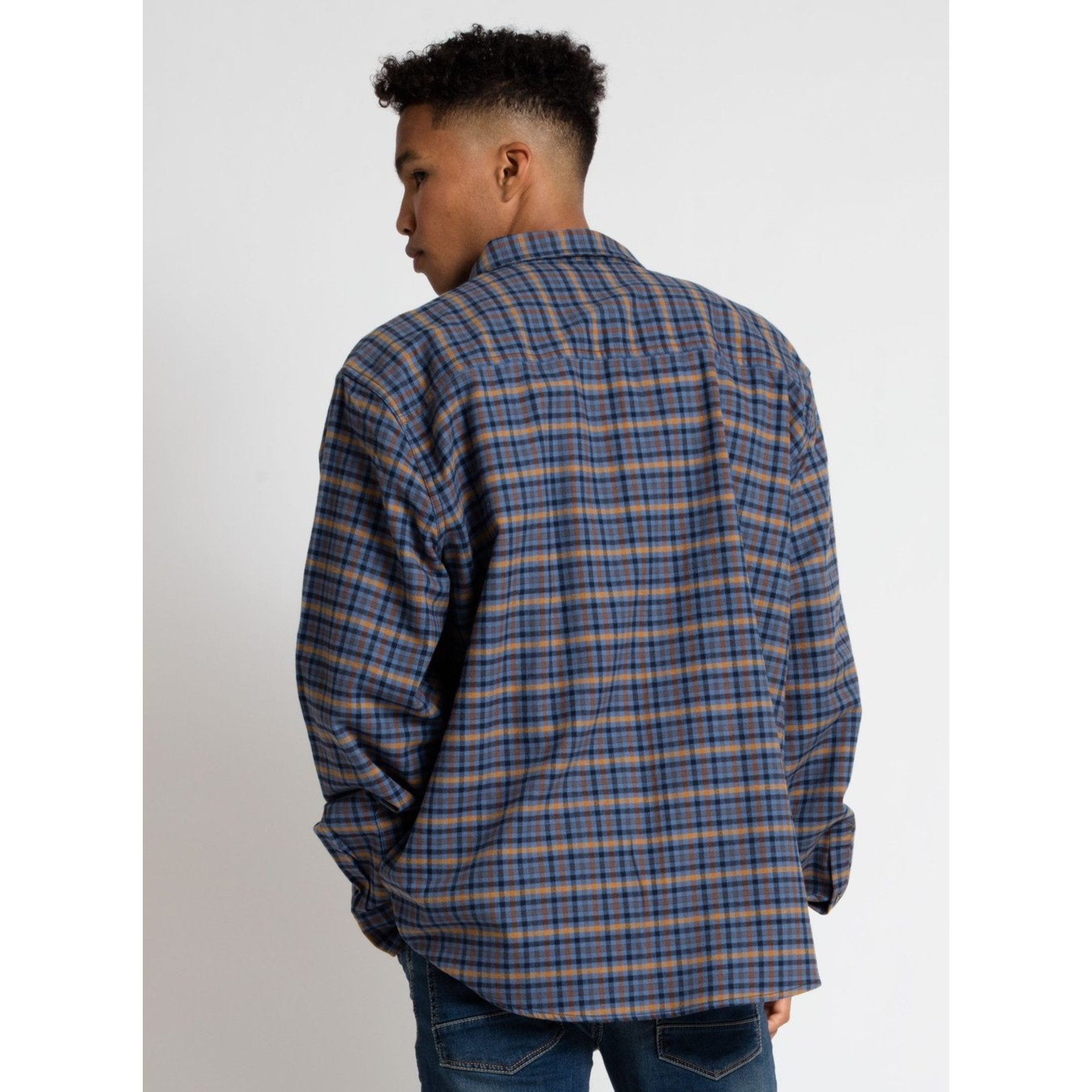 Point Zero7754560 Long-Sleeve Flannel