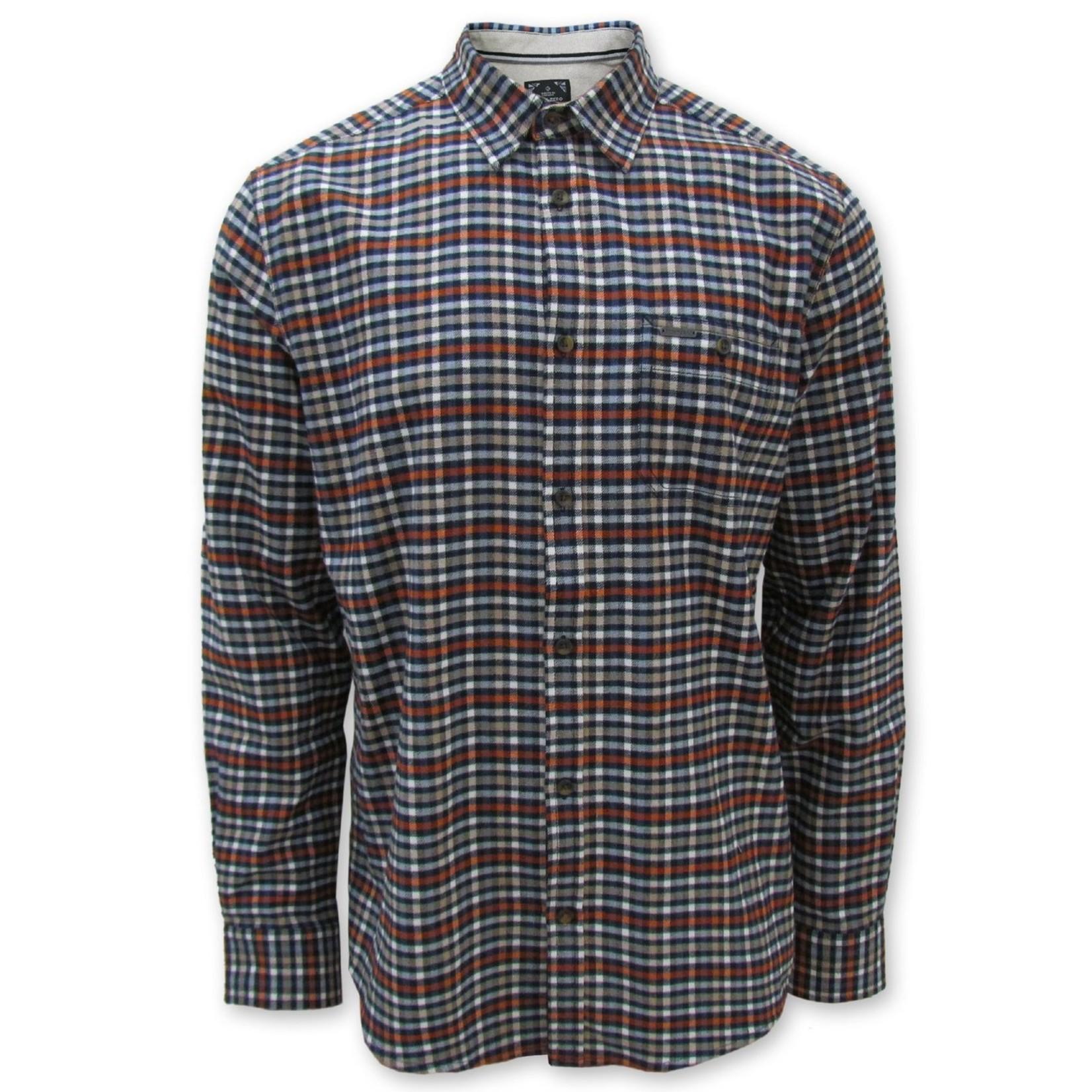 PointZero 7754560 Flannel Long-Sleeve