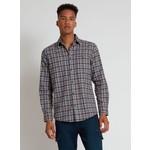 PointZero Flannel Long-Sleeve