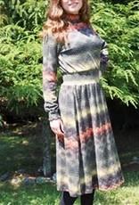 Ivee Multi-TurtleNk waisted dress