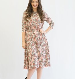 "KMW Peach ivy ""everything"" dress"