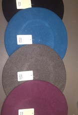 SG Baretim SG Large Basic Cotton Beret 007L