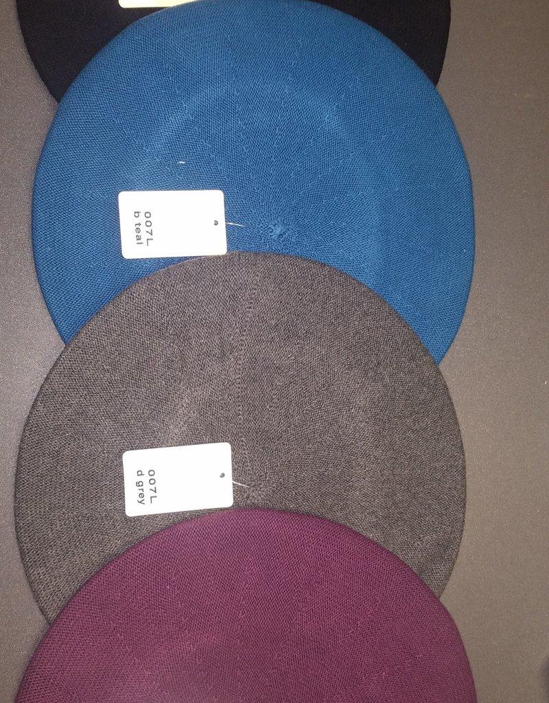 SG Baretim SG Large Basic Cotton Beret 007L