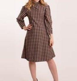 KMW Houndstooth dress