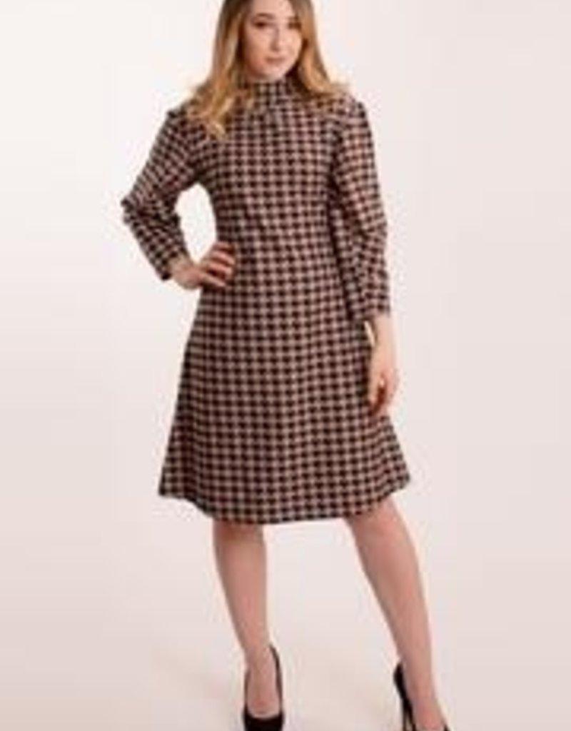KMW KMW Houndstooth dress