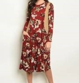 Twenty Ten Floral Dress