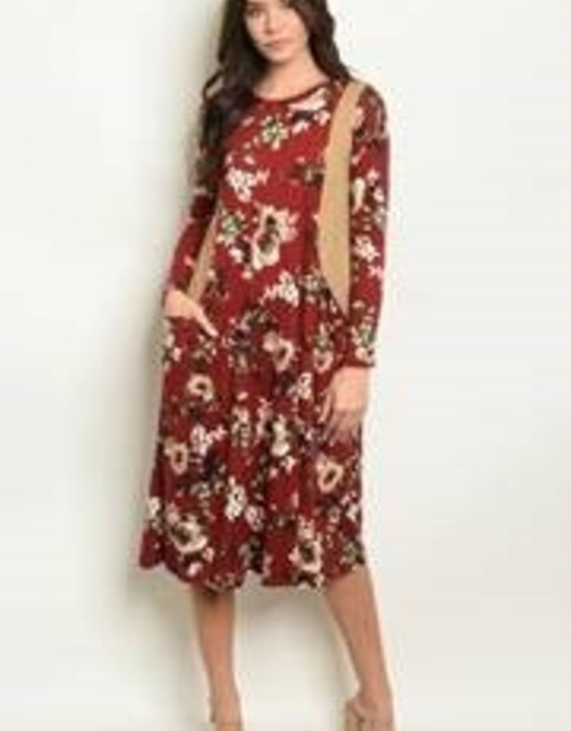 Twenty Ten Floral Dress
