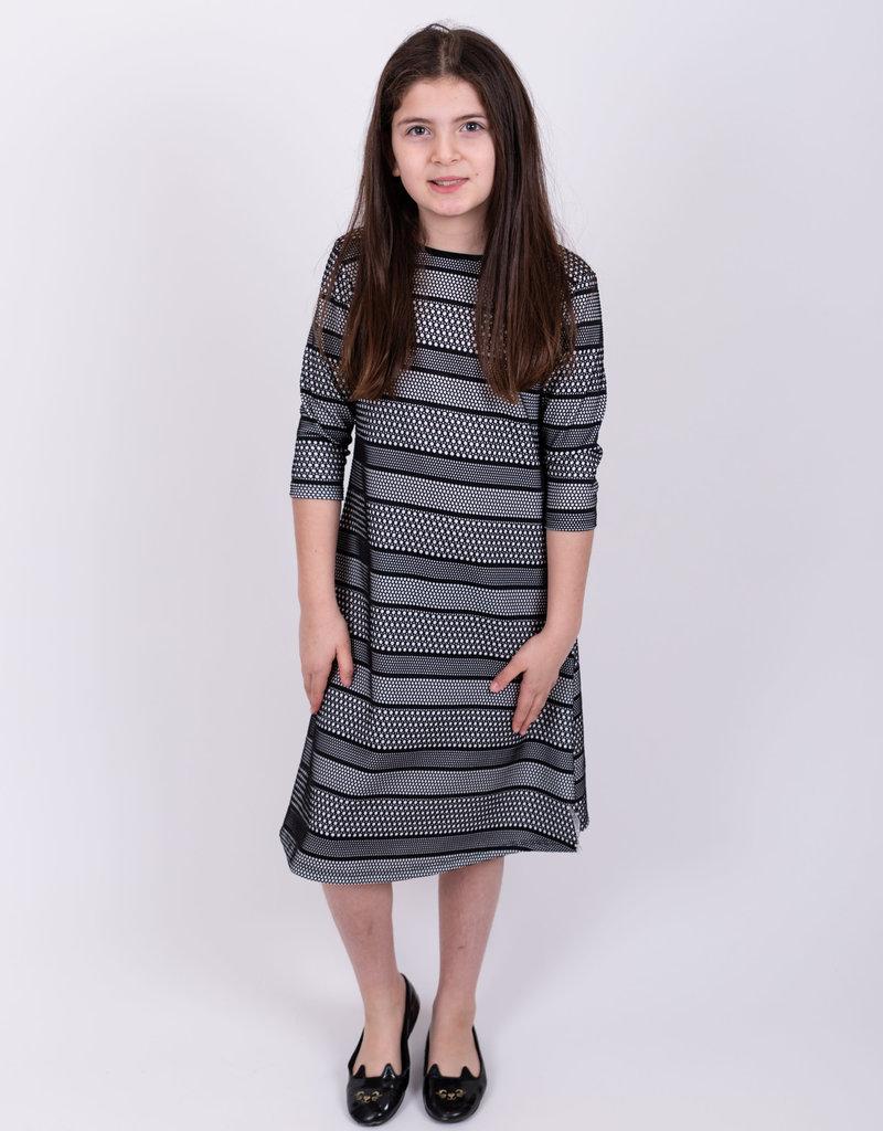 KMW EYELET TUNIC DRESS