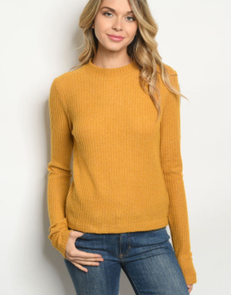 Wishlist Mustard Top