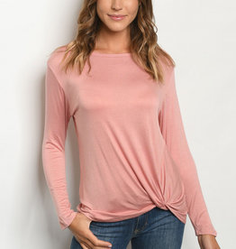 Ginger G Blush Top