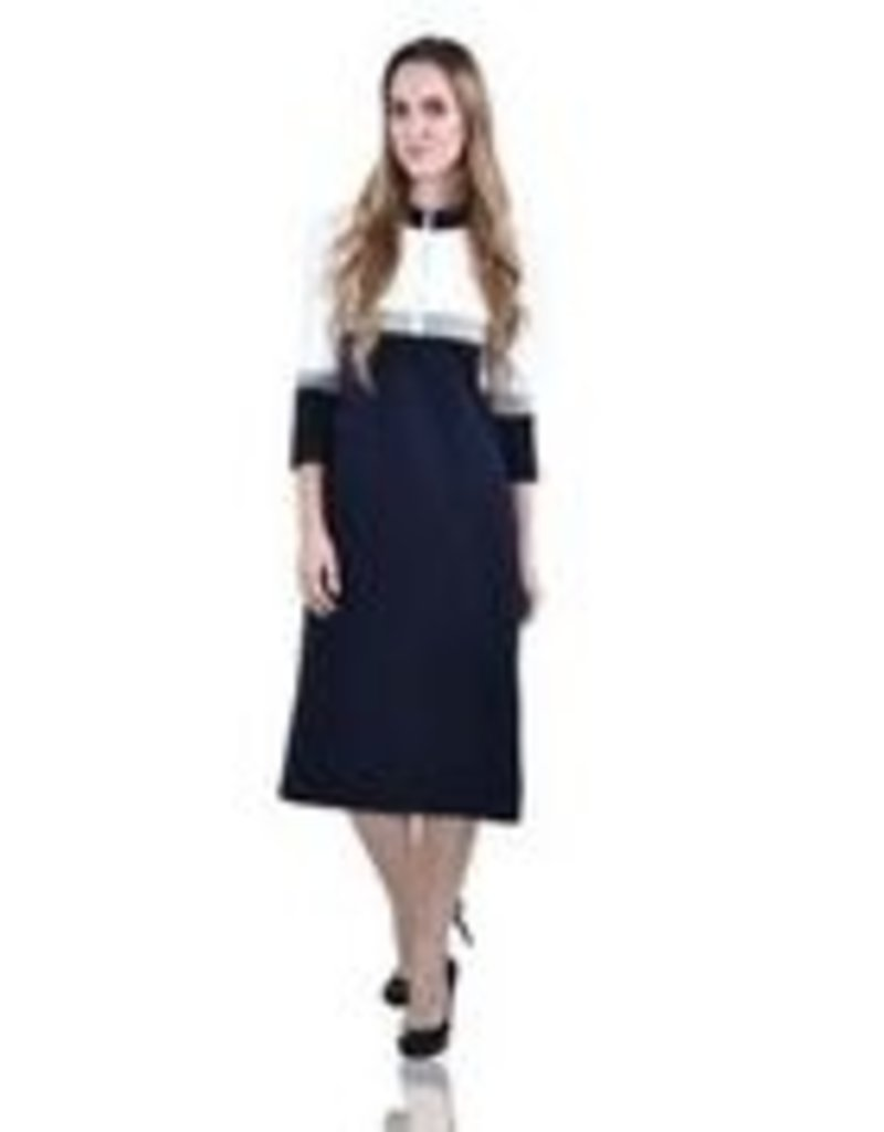 Tweed April Dress