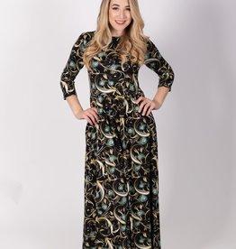 KMW KMW 1600 maxi dress/robe