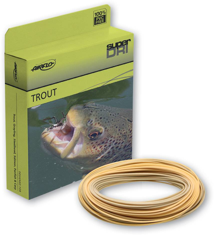 Airflo Super-Dri Elite Fly Line 50% Off.