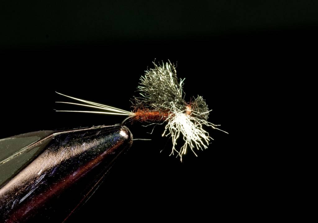 Hi-Vis Rusty Spinner - Black