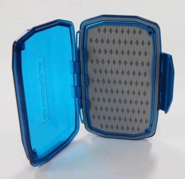 Umpqua UPG HD Midge Fly Box Blue