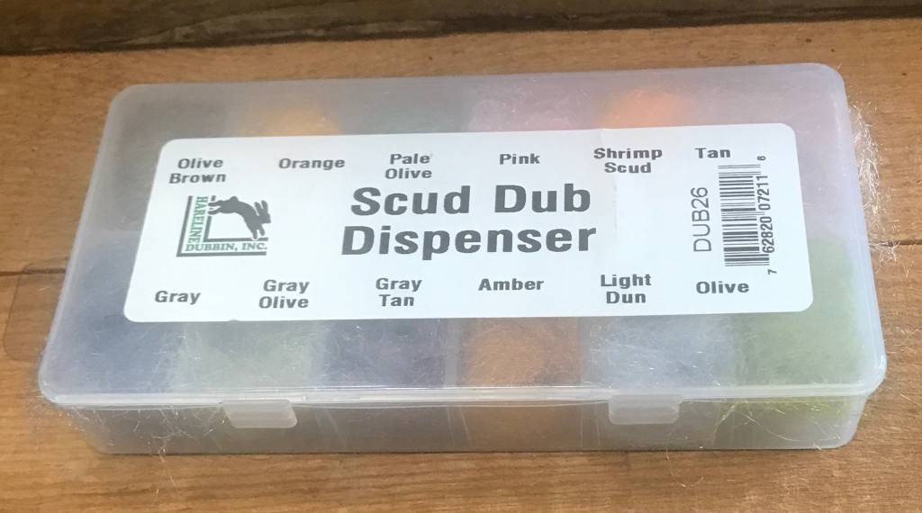 Scud Dubbing Dispenser