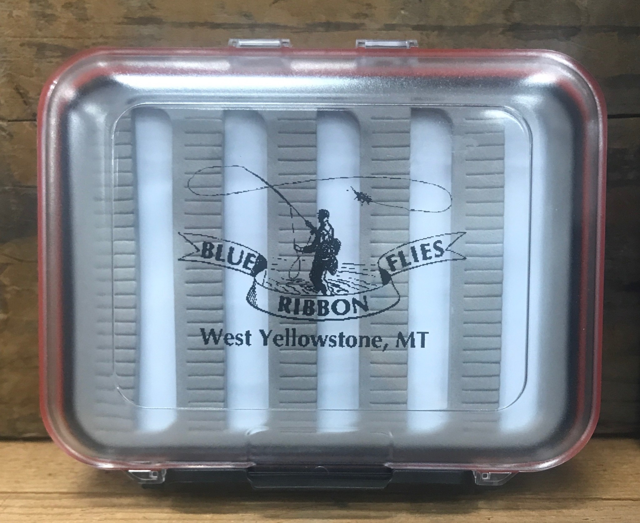 Blue Ribbon Waterproof Fly Boxes Medium