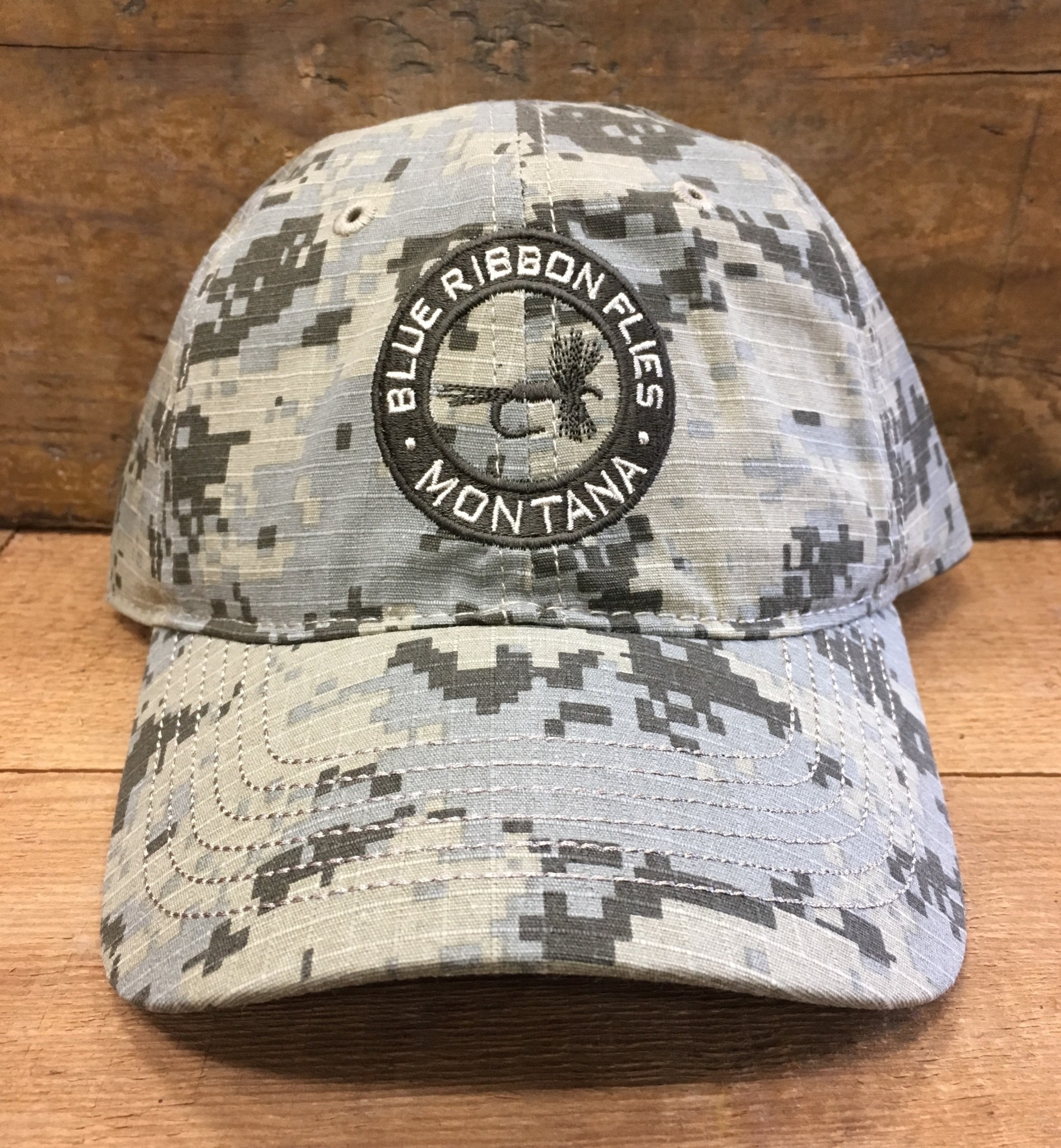 BRF Digital Camo Cap