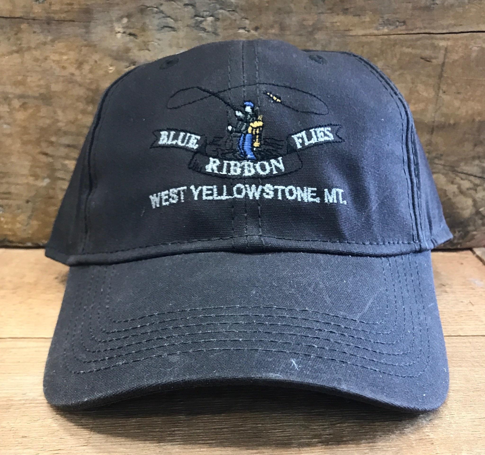 BRF Drake Oilcloth Cap