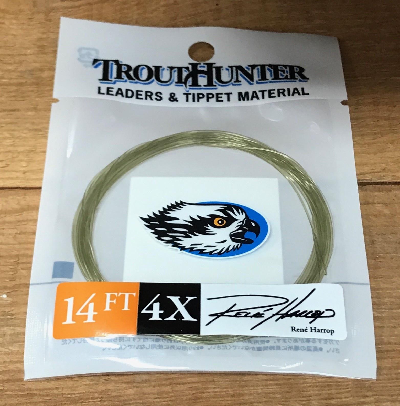 Trouthunter Rene Harrop 14' Leaders