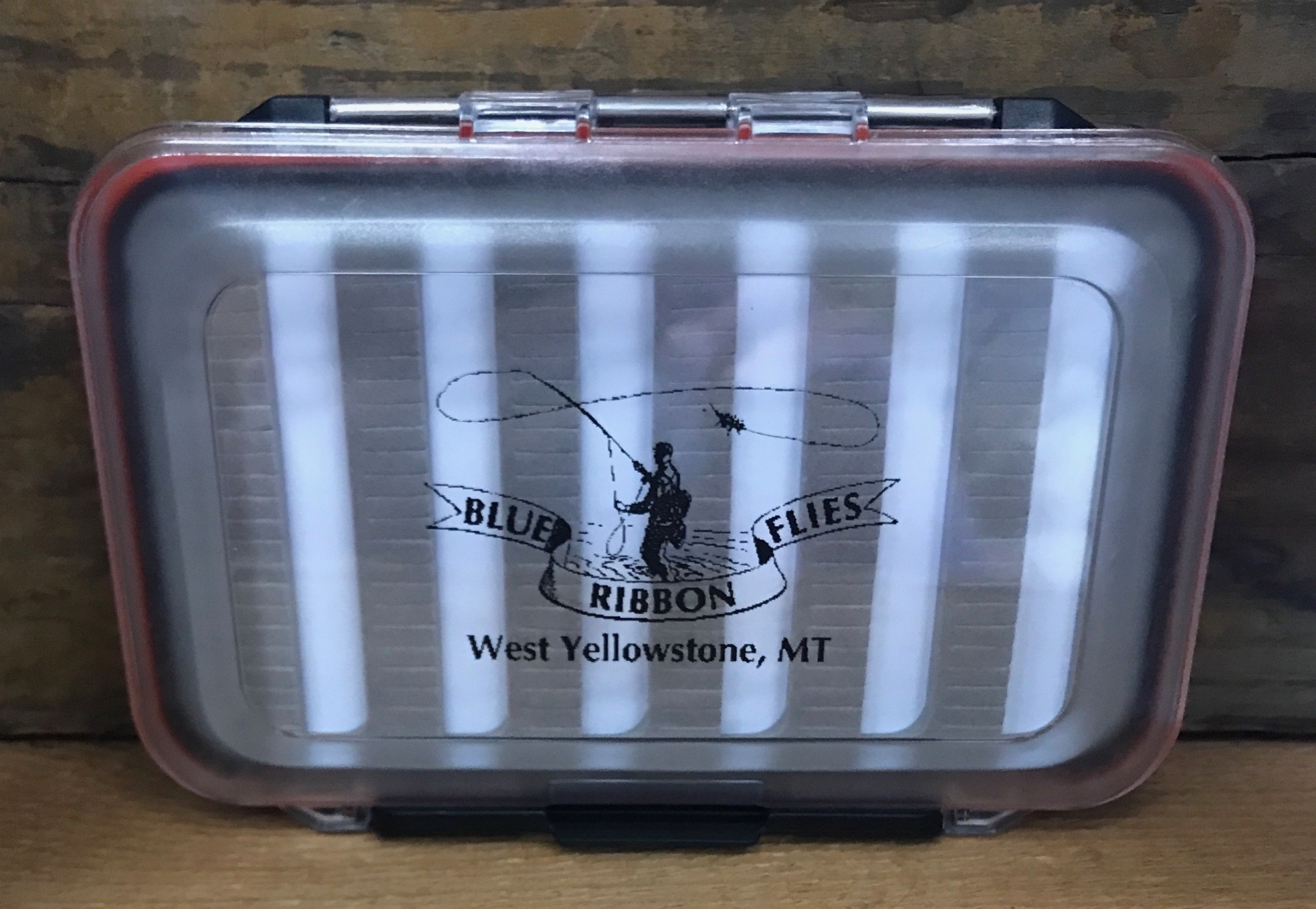 Blue Ribbon Waterproof Fly Boxes Large