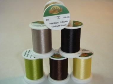 MFC MFC 8/0 Premium Tying Thread 50% Off.