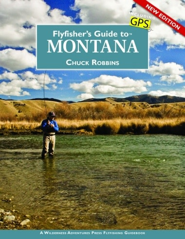Fly Fisher's Guide to Montana - New Edition