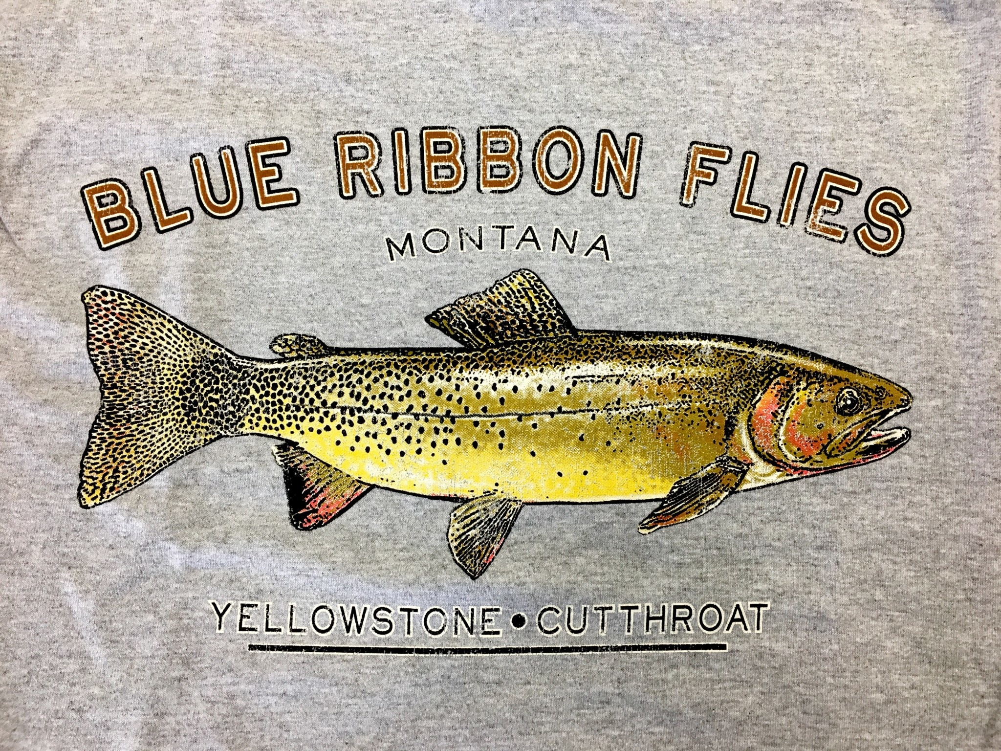 BRF Yellowstone Cutthroat SS Tee