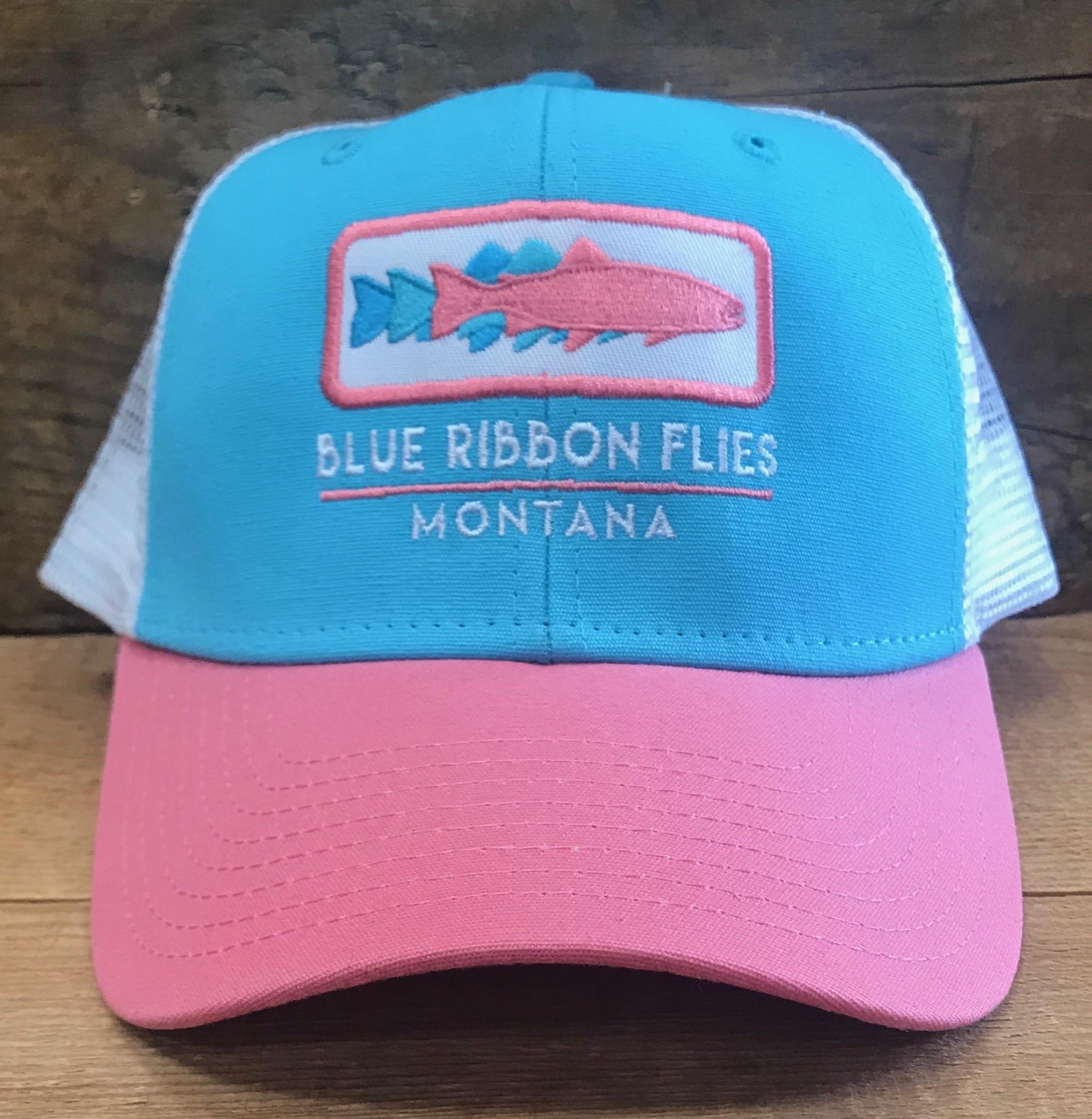 Hats BRF Triple Trout Industrial Mesh Cap