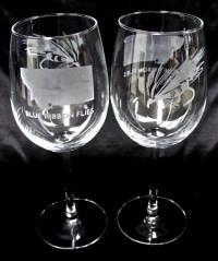 BRF Wine Glasses - Set of Four