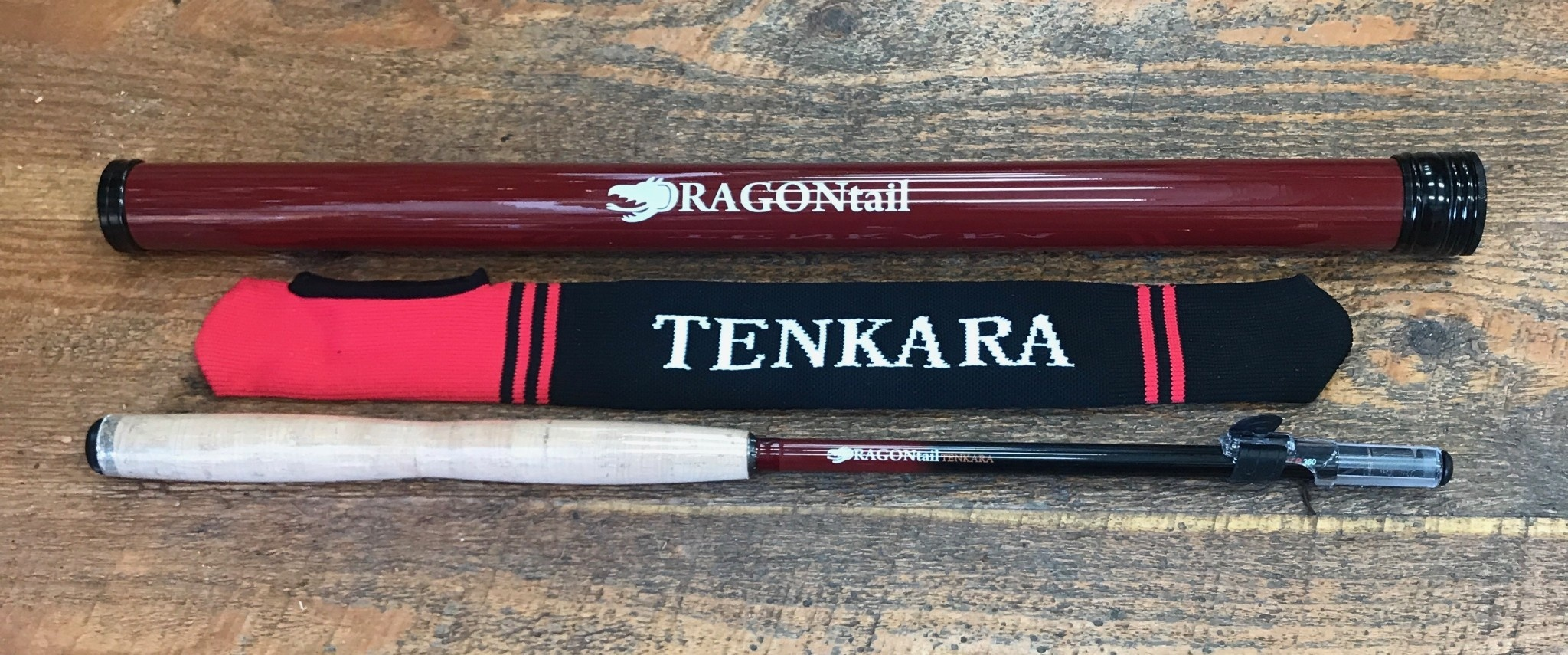 Dragontail Tenkara 12' Shadowfire