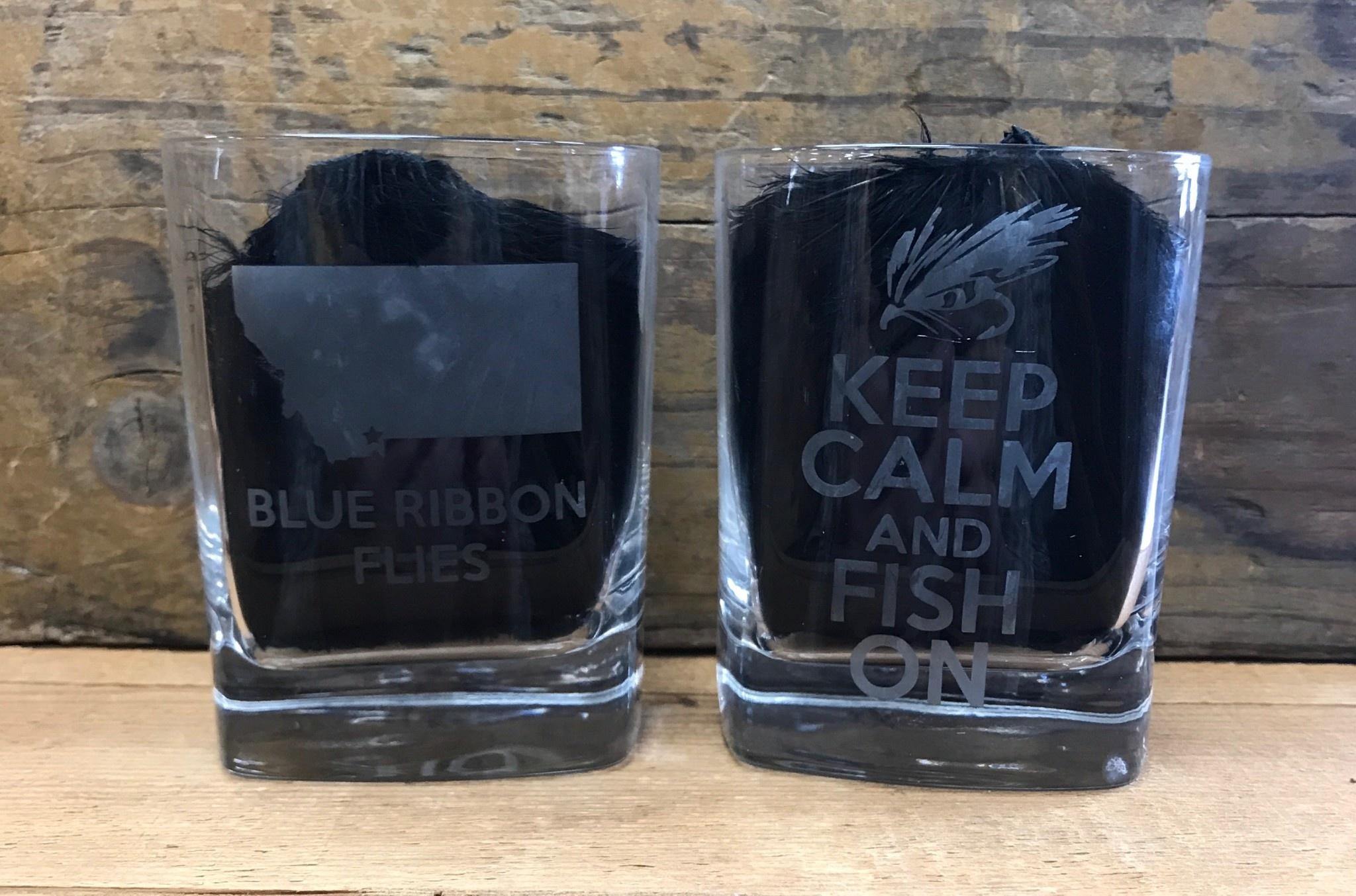BRF Whiskey Glasses - Set of Two