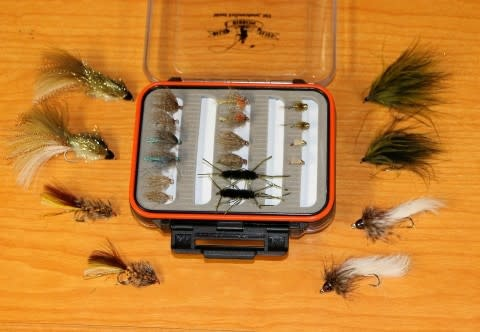 BRF Fly Selection - Fall Runners
