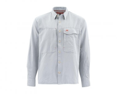 Simms LS Guide Shirt Marle - 50% OFF!!