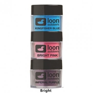 Loon Fly Tying Powders 50% Off!!