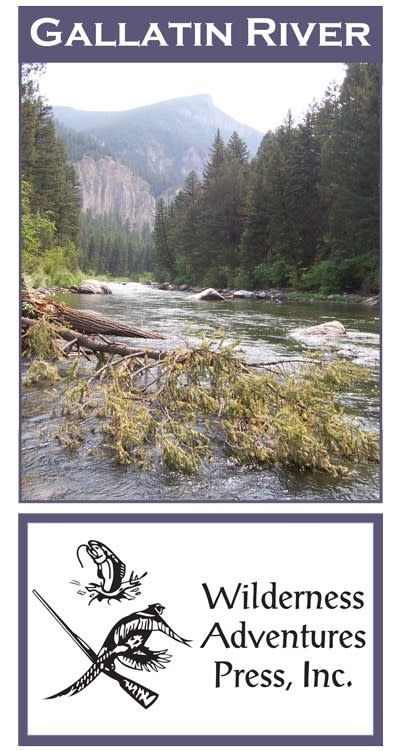 Wilderness Adventure River Maps