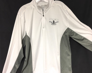 MOJO Ultimate Guide 1/4 Zip L/S Shirt 50% Off!!