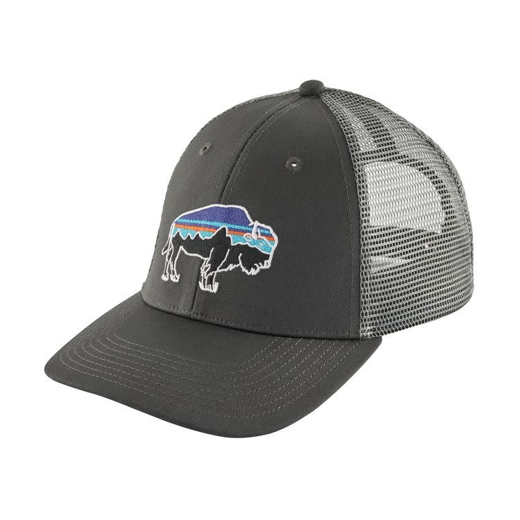 Patagonia Fitz Roy Bison LoPro Trucker Hat